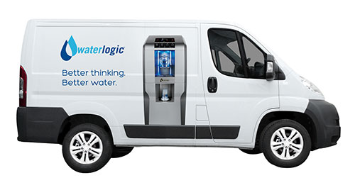 Waterlogic servicebil